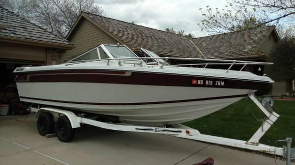 21 1987 Celebrity Calias Bowrider For Sale In Omaha