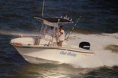 21' 2000 Cape Horn Openfish