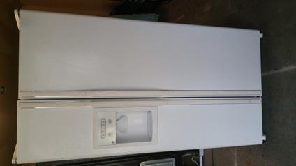 21 cu ft Ge refrigerator