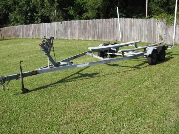 21 39 galvanized boat trailer for sale in saint augustine florida classified. Black Bedroom Furniture Sets. Home Design Ideas