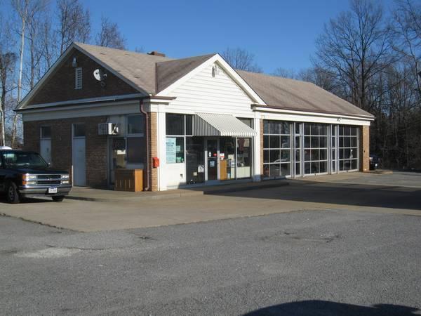 Auto Service Building : Ft² auto repair building for sale in richmond