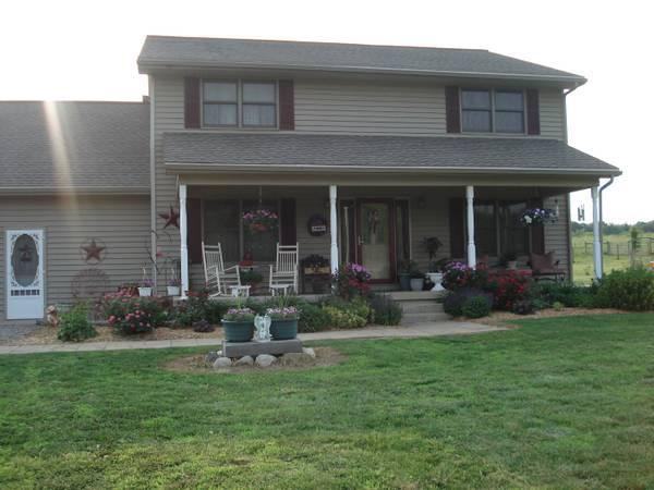 4br 3468ft large 2 story home on 5 acres for sale in for 5 story house for sale