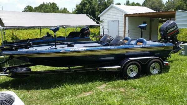 Bass fishing boats for sale in nj build a wooden boat dock for Bass fishing boats for sale