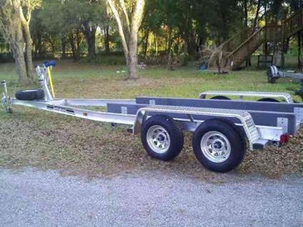 22'-24' NEW Aluminum Boat Trailer