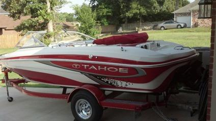 2011 tahoe q5 ski fish boat for sale in longview texas classified. Black Bedroom Furniture Sets. Home Design Ideas