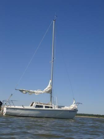 22' 1978 Catalina 22 Sailboat for Sale in Enid, Oklahoma