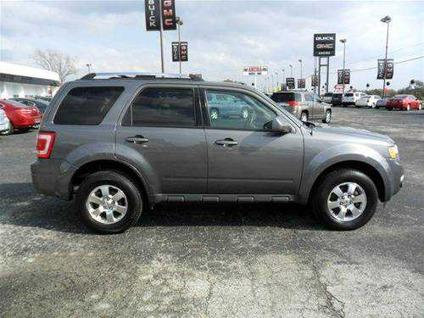 2011 ford escape limited for sale in boerne texas classified. Black Bedroom Furniture Sets. Home Design Ideas