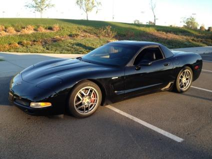 2001 c5 corvette z06 for sale in garden grove california classified. Black Bedroom Furniture Sets. Home Design Ideas