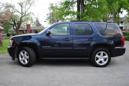 2007 chevrolet tahoe lt for sale in owensboro kentucky. Black Bedroom Furniture Sets. Home Design Ideas
