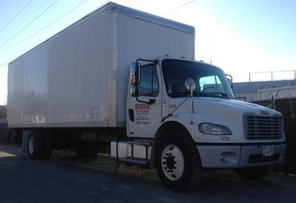 2006 Freightliner M2 28 Box Truck Non Cdl Liftgate