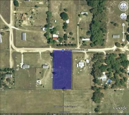 22 Beautiful Acres - N. Florida, Gilchrist Co. - Paved
