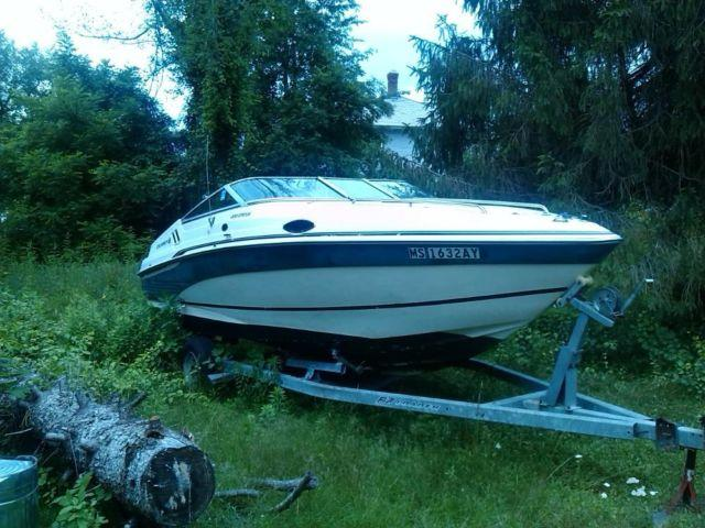 22u0027 Celebrity Cuddy Cabin Cruiser With Trailer