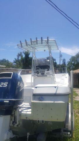 22 foot trophy with 225 evinrude $6000