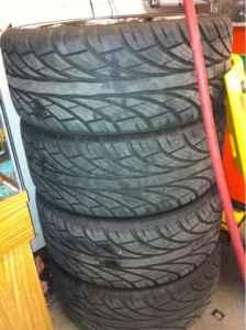 22 inch rims and tires - $1500 (Fairbanks)