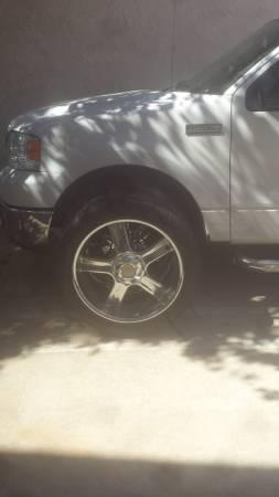 22 inch wheels rims - $450