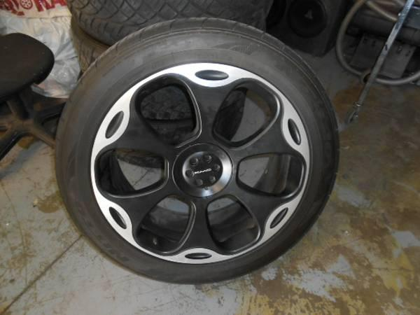 22 Quot Kmc Wheels 660 Series With Nitto Tires For Sale In