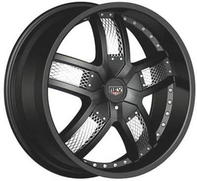 22 Rev 867 Black Wheels Rims Lexani Tires Chrysler 300 Dodge