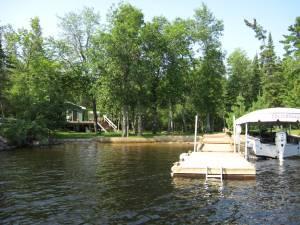 2br cabin for sale rainy lake mn jackfish island for Minnesota lake cabin for sale