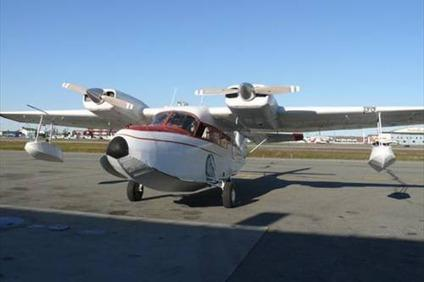 $225,000 1944 Grumman G44 Widgeon Amphibian Airplane