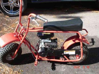 baja doodle bug mini bike 97cc top speed baja doodle bug. Black Bedroom Furniture Sets. Home Design Ideas