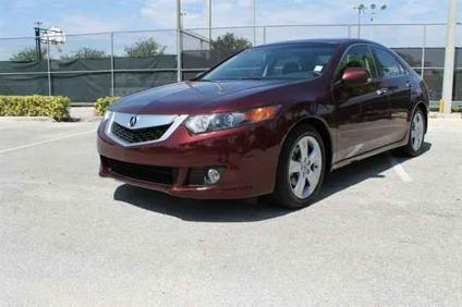 Acura  on 22 995 Used 2010 Acura Tsx For Sale  For Sale In Lighthouse Point
