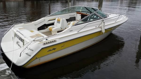 23' 1990 Sea Ray 230 Cuddy