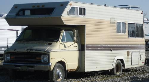 23 Foot Motor Home Trade For For Sale In Newport