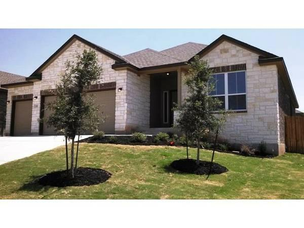 3 Car Garage Star Ranch New Home For Sale In Hutto