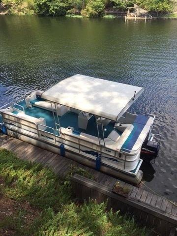 24' 1994 Sea Nymph SP 240 Pontoon