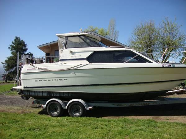 24 39 1999 bayliner ciera express for sale in lewiston for Yamaha lewiston id