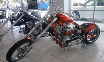 2007 billy lane custom chopper unbelieveable 450 miles phone removed for sale in orlando. Black Bedroom Furniture Sets. Home Design Ideas