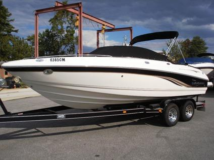 Obo Nearly New 2003 Chaparral 220 Ssi Bowrider For Sale In