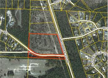 24 Acres Highway 331 N Lots and Land