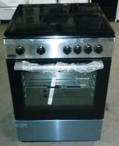 24 Electric Slide-in Range with Smooth Ceramic Glass Top New