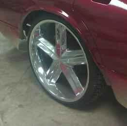 24 inch rims and tires1400 killeen ft hood austin waco for sale in killeen texas. Black Bedroom Furniture Sets. Home Design Ideas