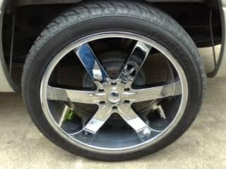 "What Tires Fit My Car >> 24"" U2 Wheels, 305/35/24 Versatyre tires 6x5.5 - for Sale ..."
