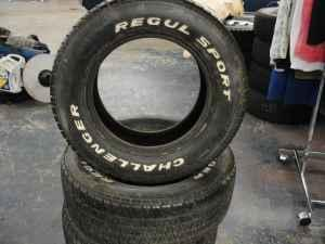 Honda Of Hickory >> 245/60/14 Set of 4 Tires - (Lenoir, NC) for Sale in ...