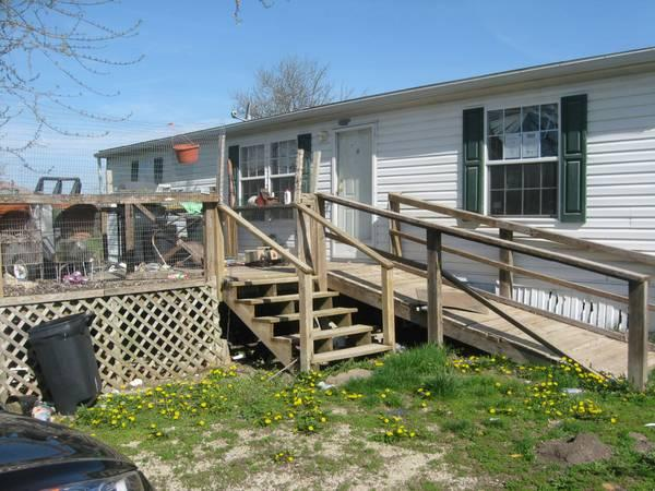 3br 1152ft 24x48 doublewide mobile home 2006 for 24 x 48 modular home