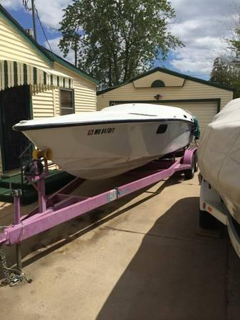 24ft cigarette boat boat in wichita ks 4328879631 - Interior car detailing wichita ks ...