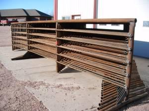 24ft. Freestanding Corral Panels - $285 (Dell Rapids,