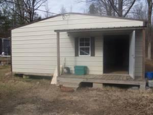 24x24 Storage/Portable Building - (Bassfield, MS) for Sale ...