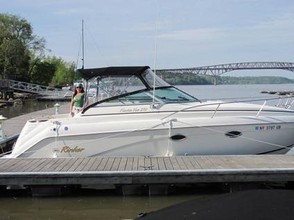 2001 Rinker Boat 270 Fiesta Vee Very Clean For Sale In