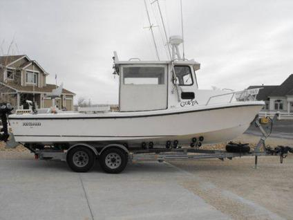 $25,000 24 ft FISHING BOAT