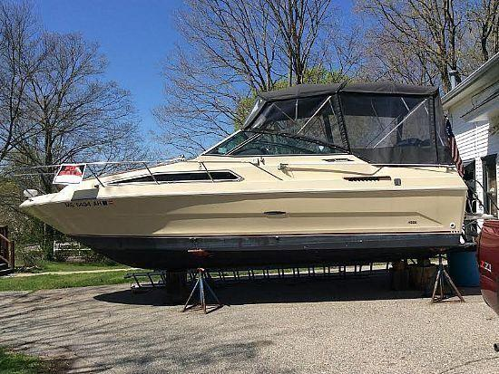 25 1986 Sea Ray Sundancer 260 For Sale In North Attleboro