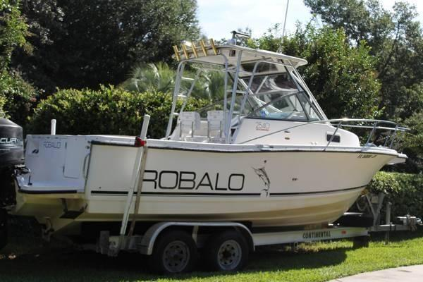 25' 1997 Robalo 2540 Offshore