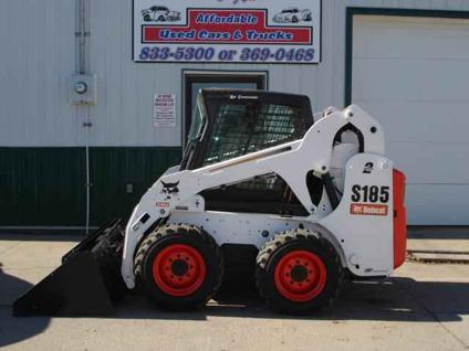 $25,995 Used 2008 BOBCAT S185 for sale.