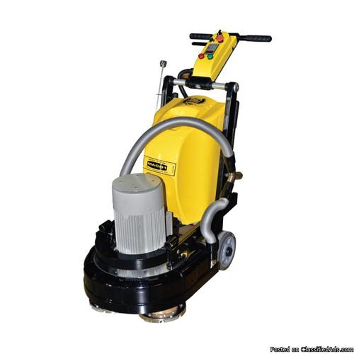 25 Quot Concrete Polisher Grinder Planetary Machine For Sale