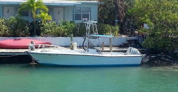 25 FT. MAKO FOR SALE - $7500