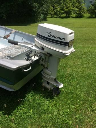 25 hp johnson outboard motor 1985 johnson boat in for 25 hp johnson outboard motor