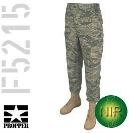 New US Air Force Airman Battle Uniform, ABU Pants 36S for